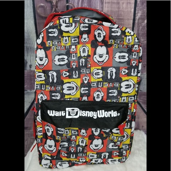 1bbb76a59a Disney Mickey Mouse Kids Backpack 🎒